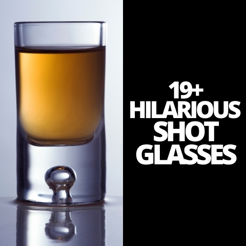 19+ Hilarious Shot Glasses You Need To Give A Shot